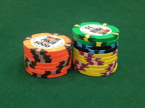 Jeff's starting stack heading into Day 2.